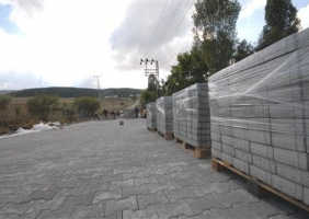 Ankara Kilitli Parke Taşı